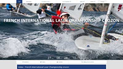 Internationaux de Laser à Crozon
